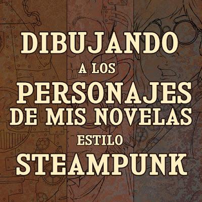 Personajes estilo Steampunk