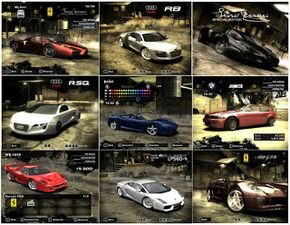 Need For Speed Most Wanted Black Edition-1