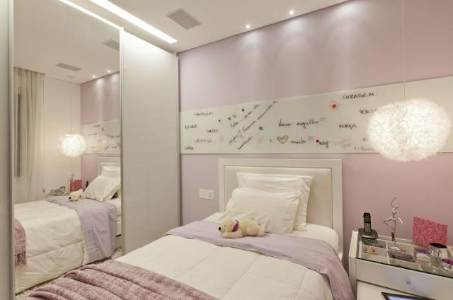 Cuartos de chicas decoracion for Habitaciones juveniles chica