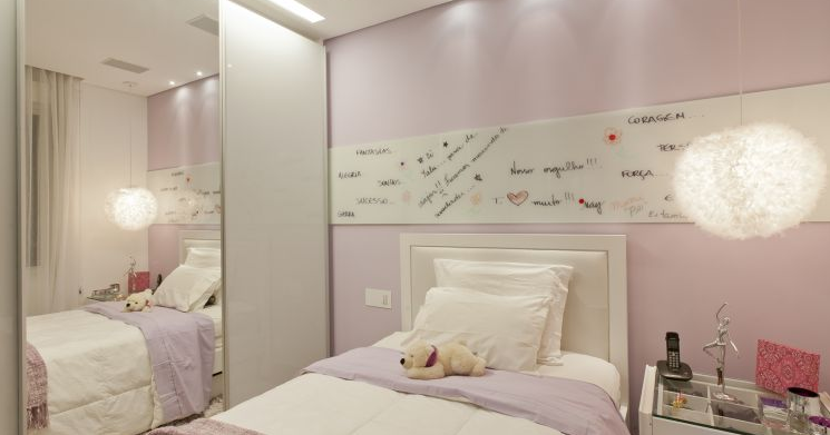 Dise o de dormitorios juveniles para chicas dise o y - Dormitorios juveniles chica ...