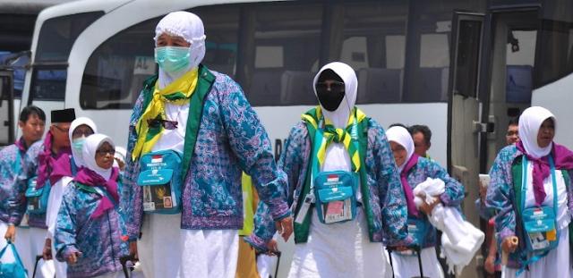 Beredar Kabar Bus Jamaah Indonesia Terbakar, Ternyata Hoax