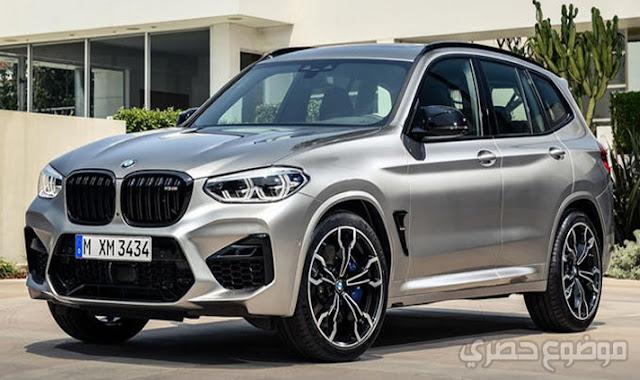 سيارات بي ام دبليو BMW X3