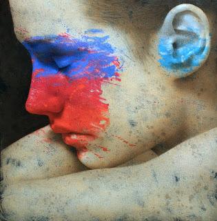 arte-femenino-retratos-realismo-pop cuadros-con-mujeres-pinturas-pop