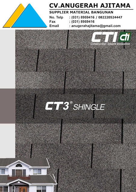ATAP CTI BITUTECH CT3 ASPHALT SHINGLE BITUMEN