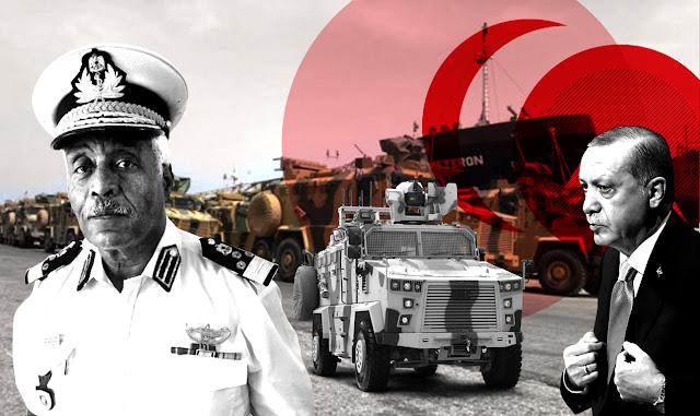 Πώς ο Ερντογάν έστειλε όπλα από τη Σμύρνη στη Λιβύη