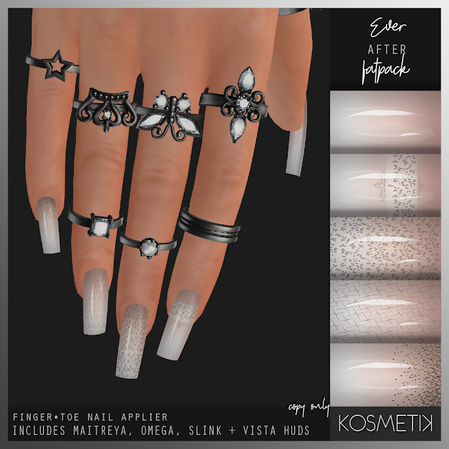 KOSMETIK @ The Trunk Show [OCT 19]