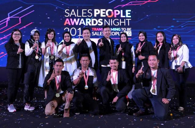 15 Sales Honda Berprestasi ini Go To Malaysia Bali