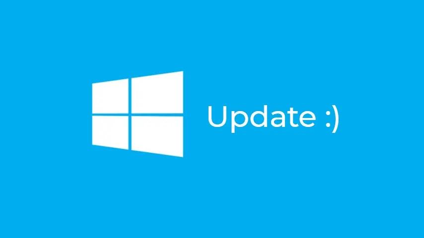 Update Windows 10 Untuk Atasi Black Screen