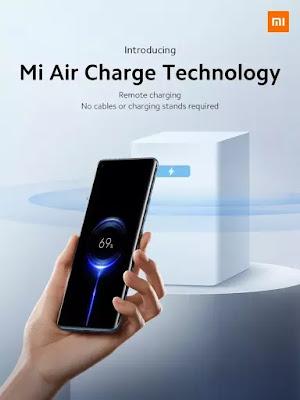 Xiaomi Perkenalkan Mi Air Charger