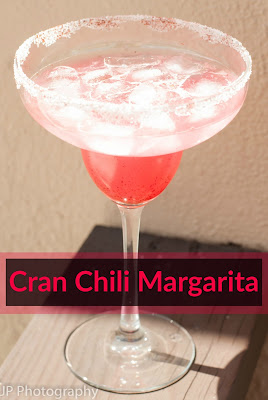 margarita, national margarita day, tequila, cran chili margarita