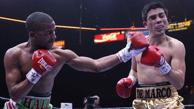 El cubano, que ya alcanzó fajas en las 130 y 135 libras, anda en el camino hacia una marca histórica en el boxeo profesional de su tierra.