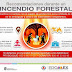 Emite protección civil edoméx recomendaciones ante incendios forestales