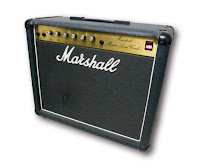 Marshall 30w ampli guitare