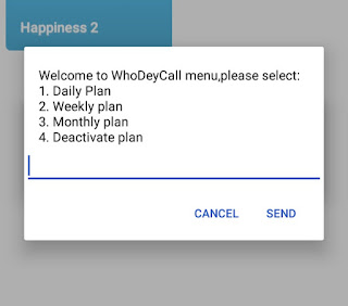 Whodeycall Mtn Launches New Service