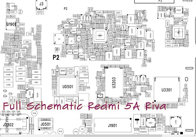 Full Schematic Xiaomi  Redmi 5A Riva_Free Download