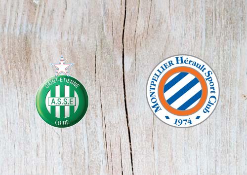Saint-Etienne vs Montpellier -Highlights 24 November 2019