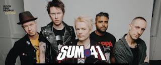 Photo des membres de Sum 41
