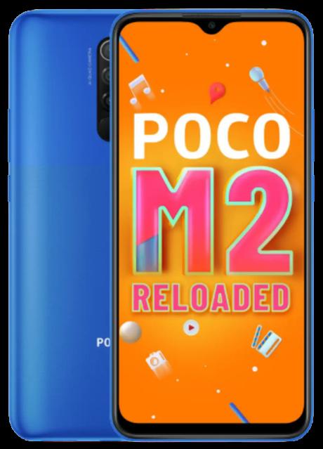 Xiaomi Poco M2 Reloaded Specifications