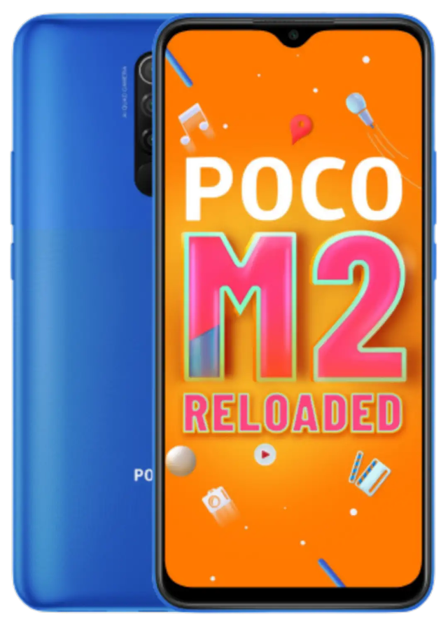 Xiaomi Poco M2 Reloaded - Full Specifications