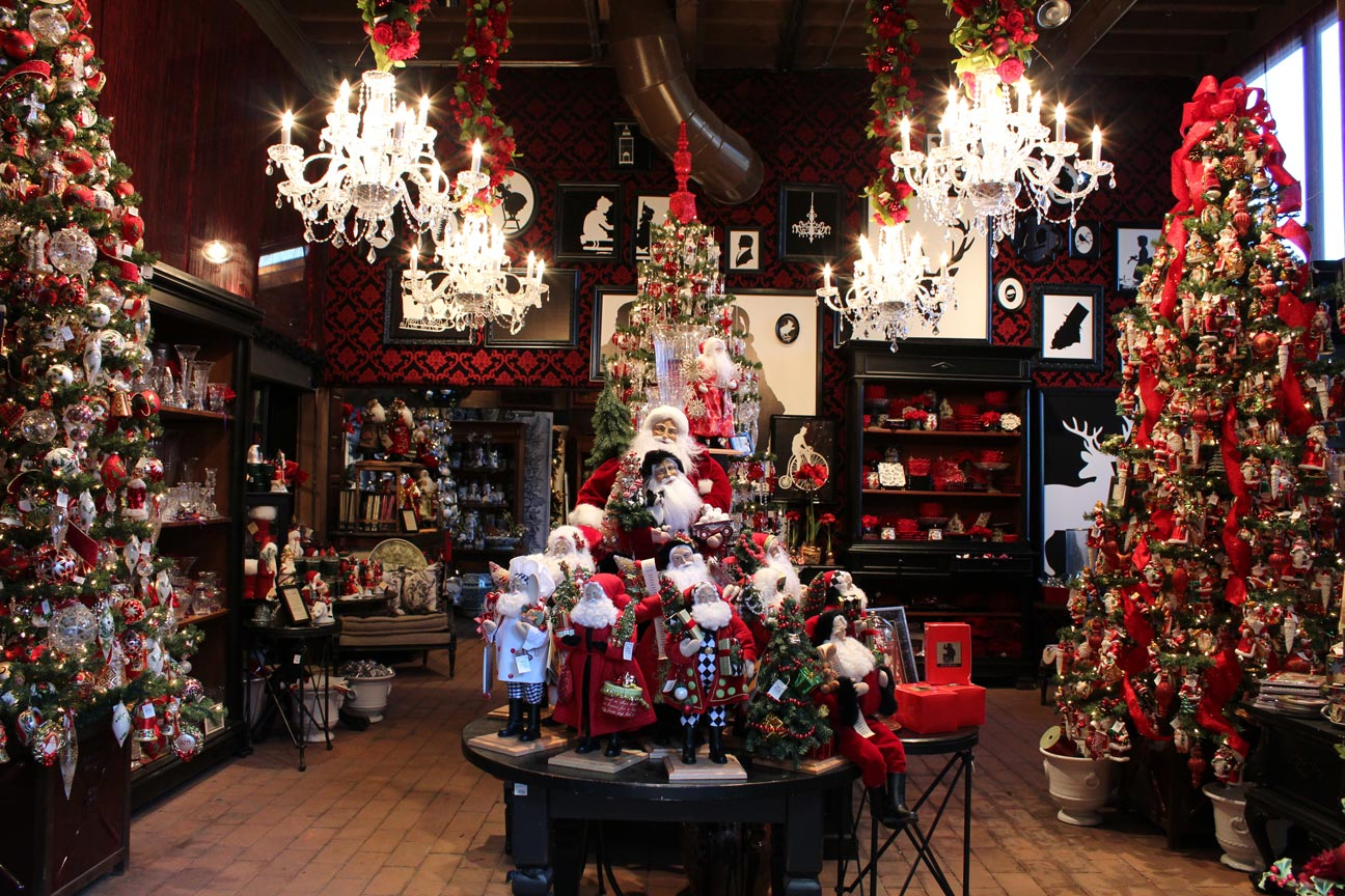 Rogers Gardens Christmas 2014 | myideasbedroom.com