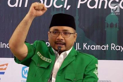 Muncul NKRI Bersyariah, GP Ansor Nyatakan Siap Lawan FPI