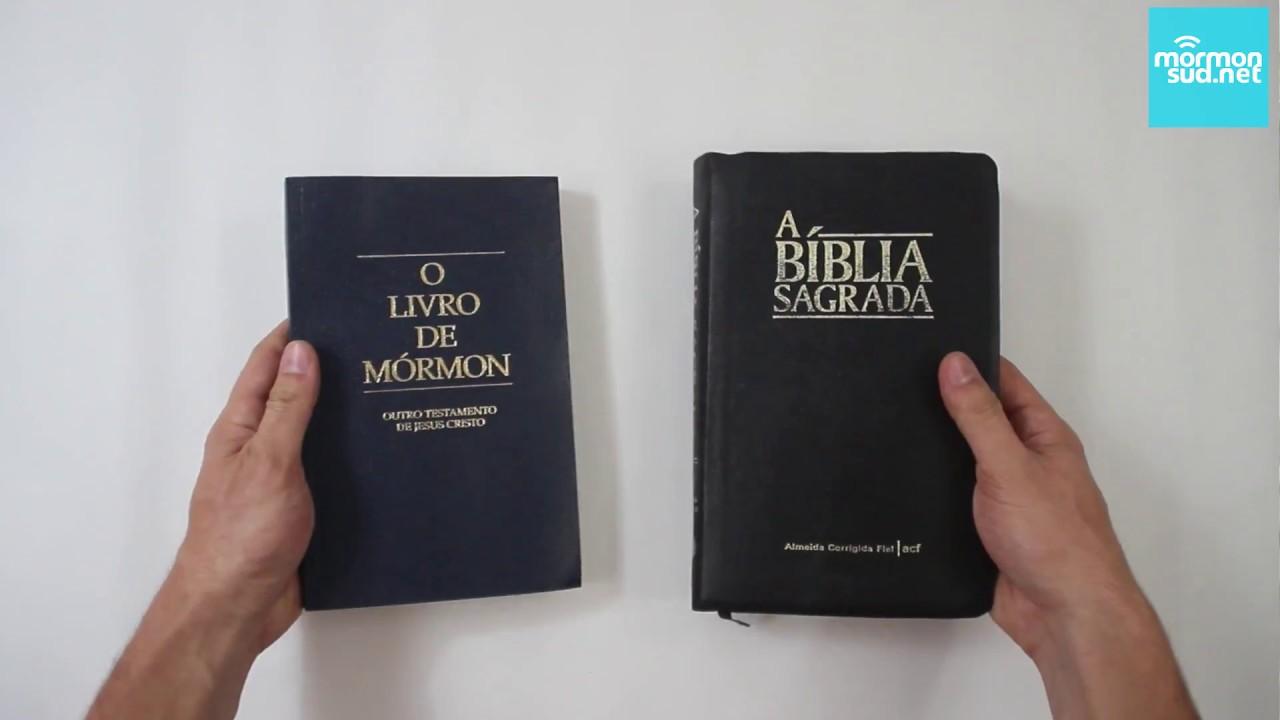 Livro de Mórmon e a Bíblia