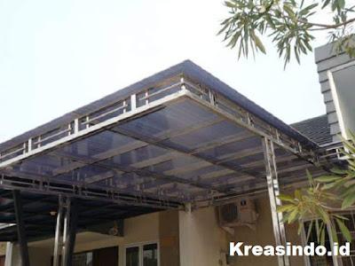 Harga Berbagai Macam Canopy Stainless Minimalis dan Canopy Stainless Melengkung Terbaru