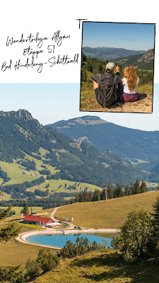 Wandertrilogie Allgäu | Etappe 51 Bad Hindelang-Schattwald/Tannheimer Tal 22