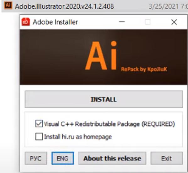 Hướng dẫn cài đặt phần mềm Adobe Illustrator đơn giản và chi tiết có hình ảnh c