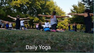 Daily Yoga control sugar