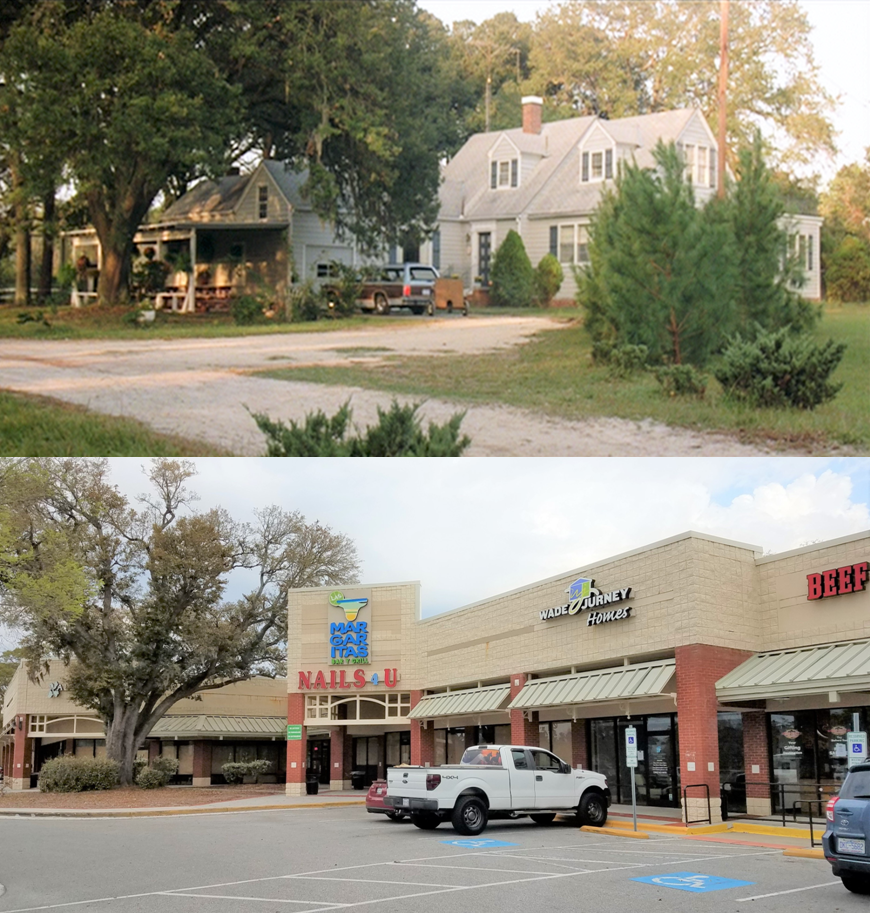 Then Now Movie Locations Silver Bullet