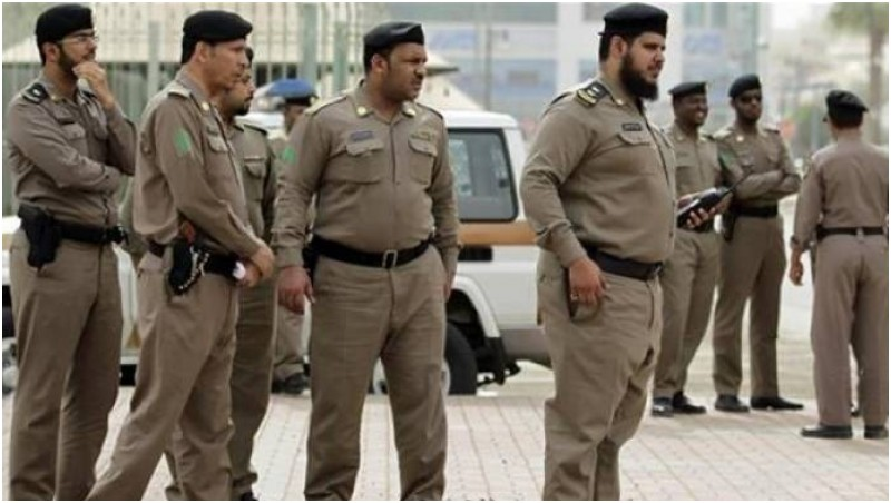 Polisi Arab Saudi yang enggan difoto