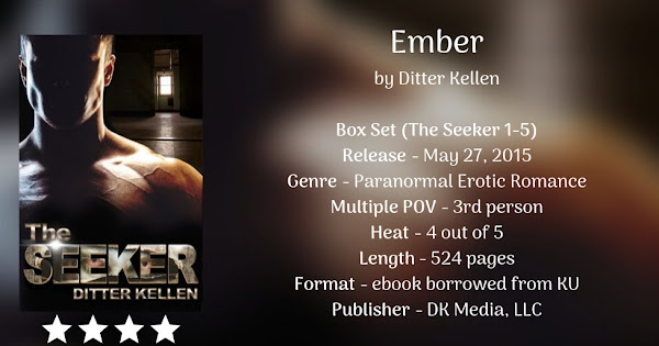 THE SEEKER by Ditter Kellen