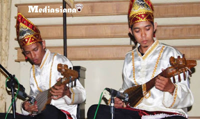 Alat Musik Tradisional Provinsi Kalimantan Selatan