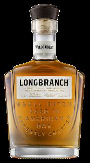 Wild Turkey Longbranch Straight Bourbon