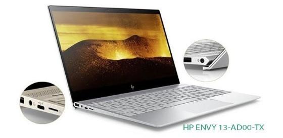 HP Envy 13-AD00-TX