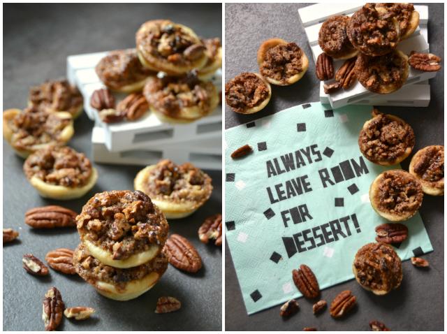 Recette facile mini pecan pies (tartelettes noix de pécan) - muffinzlover.blogspot.fr