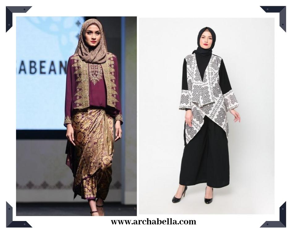 4 Model Baju Batik Terbaru 2019 Yang Paling Banyak Diminati