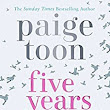 Book Review - Five Years From Now by Paige Toon