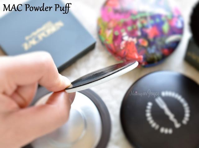 MAC Pro Longwear Pressed Powder Puff Sponge Applicator Review