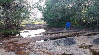 Los Pozos Naturales, Guaviare department, Colombia.