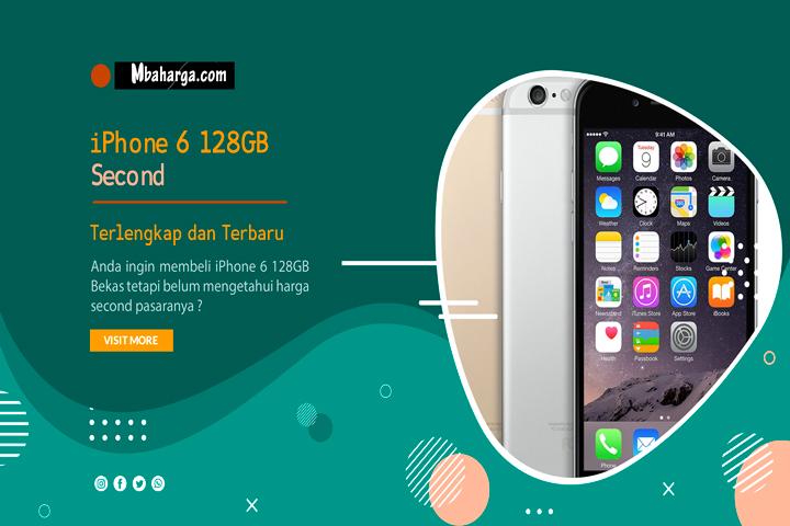 Harga iPhone 6 128GB Bekas