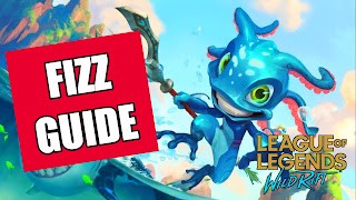 Fizz guide league of legends wild rift