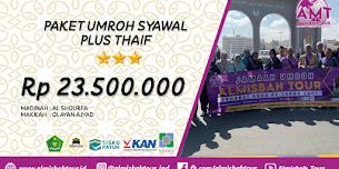 Paket Umroh Syawal Plus Thaif 2020