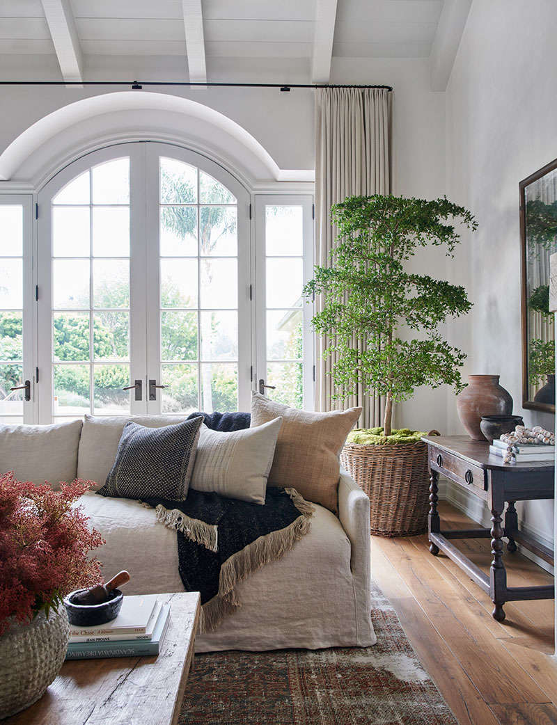 Country coziness in Southern California