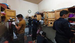 Cegah Pengendalian Peredaran Narkoba Lapas Siborongborong Razia Blok Warga Binaan