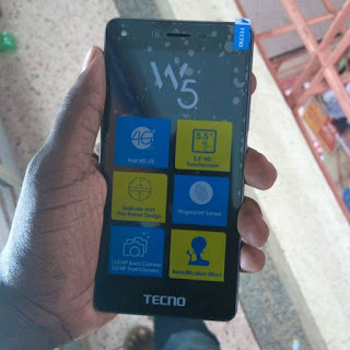 Tecno W5 Phone Specifications