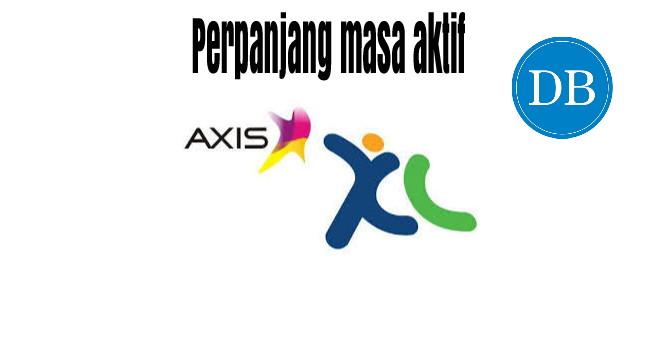 Cara Memperpanjang Masa Aktif Kartu XL Axis Gratis Terbaru