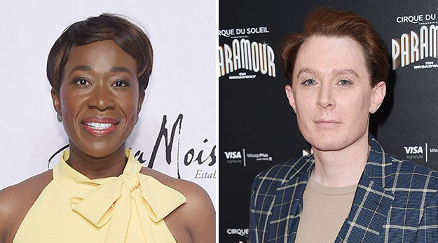 Clay Aiken Calls on MSNBC to Fire Joy Reid as More Hateful Blogs Uncovered