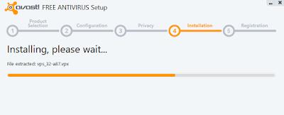 Proses instal